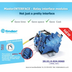Finder Relay 39 Series