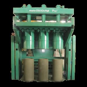 เครื่องผลิตท่อคอนกรีตอัตโนมัติ