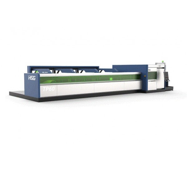 HSG Professional 5-axis laser cutting machine for pipe