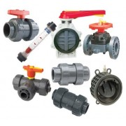 Plastics PIPE Fittings Pump Valve