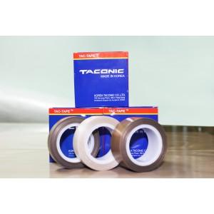 เทปใยแก้วเคลือบเทปล่อน (Tape Seal) ยื่ห้อ TACONIC