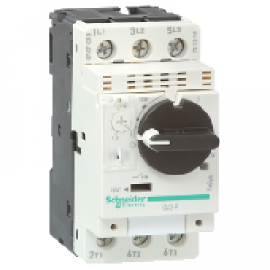 Schneider Electric Thermal-Magnetic Motor Protection Circuit Breaker
