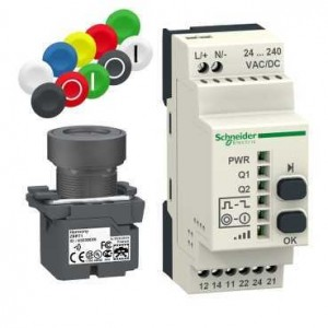 Schneider Electric Wireless & battery-less push-buttons