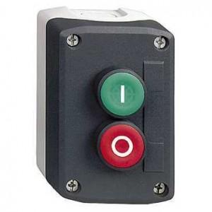 Schneider Electric XALD dark grey lid
