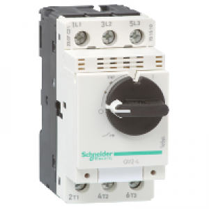 Schneider Electric Magnetic Motor Protection Circuit Breaker