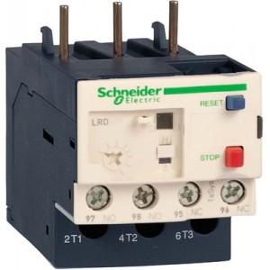 Schneider Electric Thermal overload protection relay