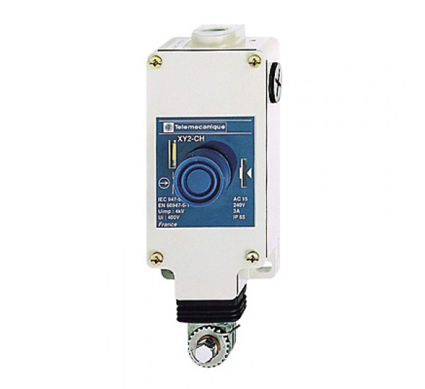 สินค้าอุตสาหกรรม - Emergency stops trip wire switches - Preventa XY2C