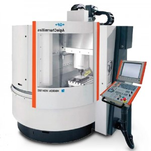 HI-SPEED MACHINING CENTER(42,000 RPM)