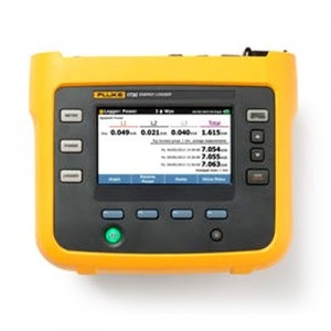 Fluke Three-Phase Energy Logger