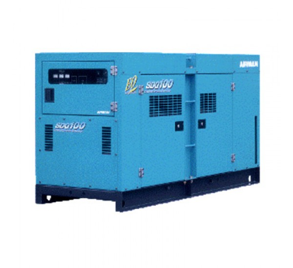 Diesel Generator (80KVA/50Hz)  Brand Airman
