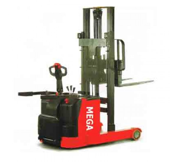 MEGA Electric Reach Stacker