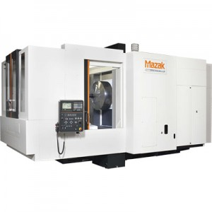 MAZAK ORBITEC 20 large part machining center