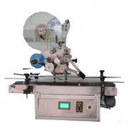 Bench-top Automatic Top Labeling Machine