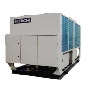 Hitachi Air-Cooled Chillers