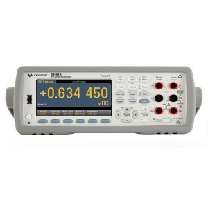 Keysight Digital multimeter, 6½ digit Truevolt DMM