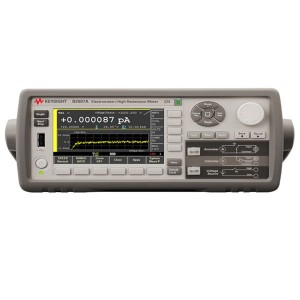 Keysight Picoammeters and Electrometers