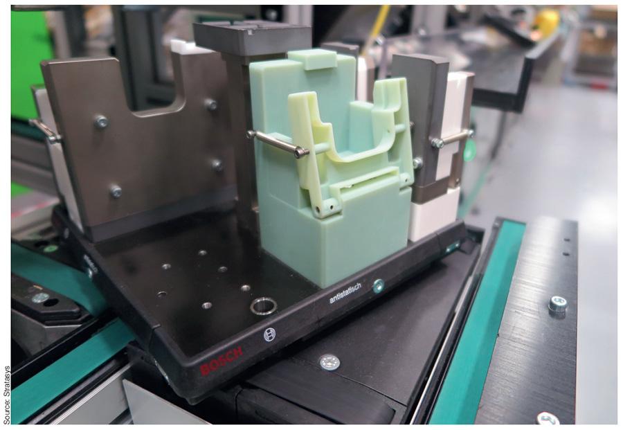 การพิมพ์ 3 มิติ ลดต้นทุนการผลิตของแม่พิมพ์ต้นแบบ