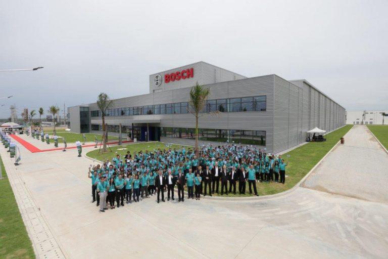 Bosch เปิดโรงงานอัจฉริยะในไทย